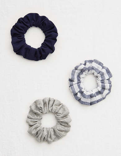 Aerie Scrunchies 3-Pack -