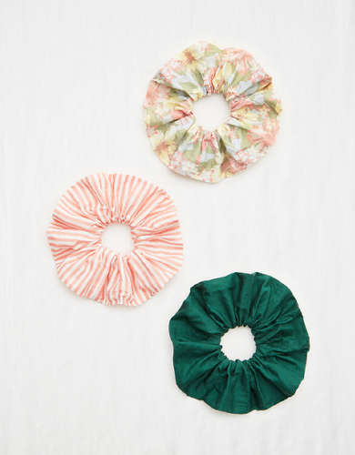 Aerie Scrunchie 3-Pack