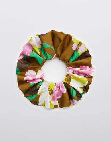 Aerie Satin Scrunchie