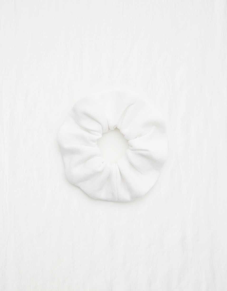Aerie Fleece Scrunchie