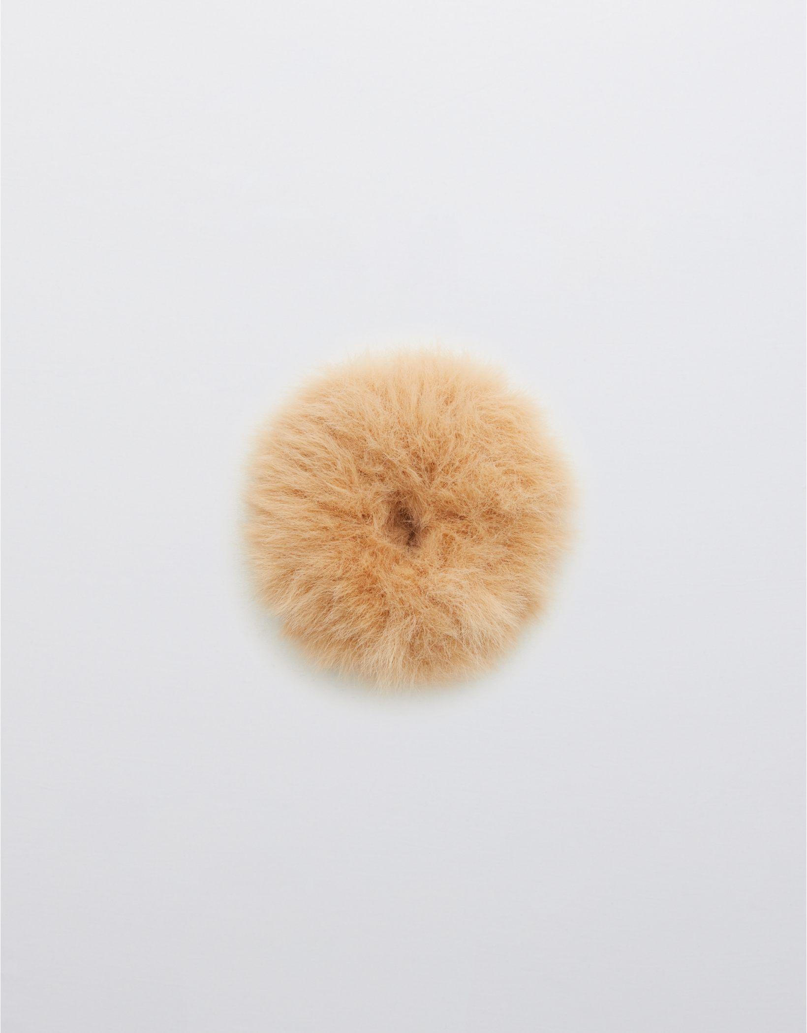Aerie Fur Scrunchie