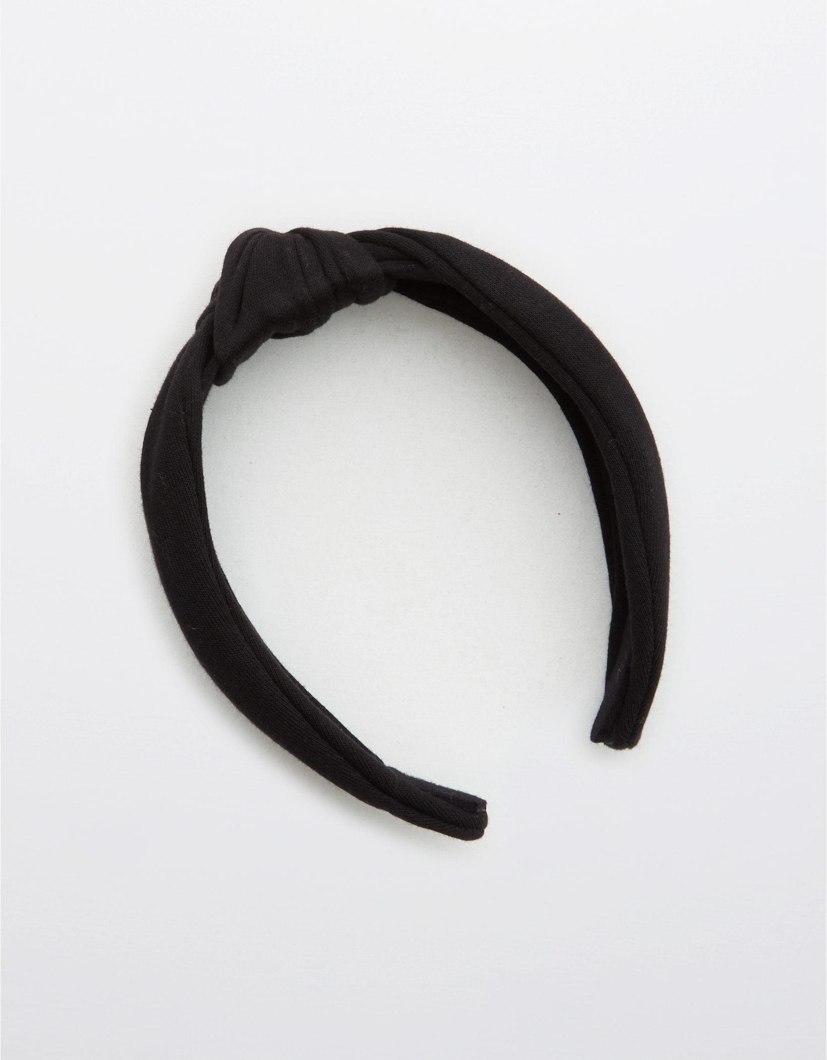 Aerie Fleece Top Knot Headband