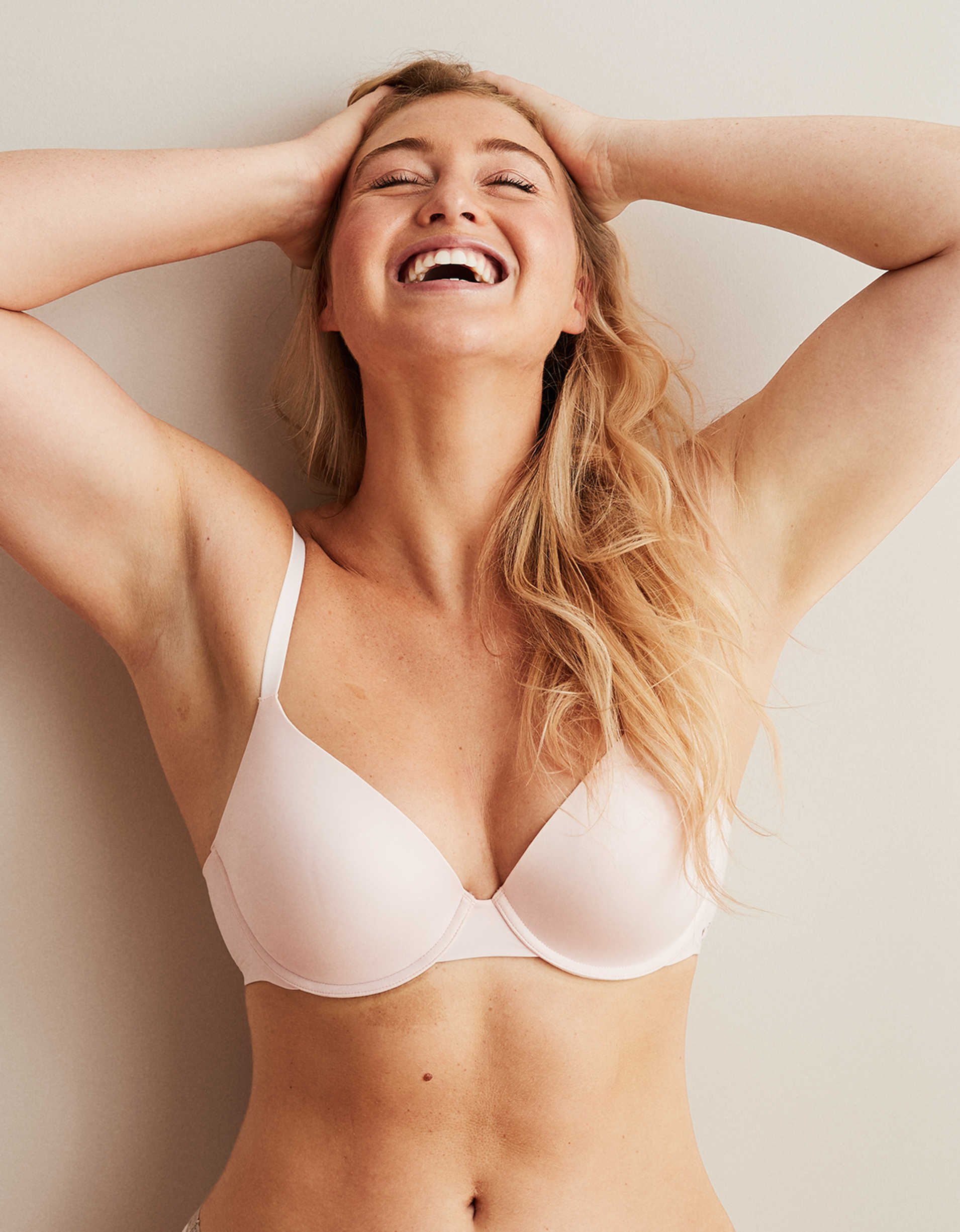 Aerie Real Me Full Coverage Push Up Bra