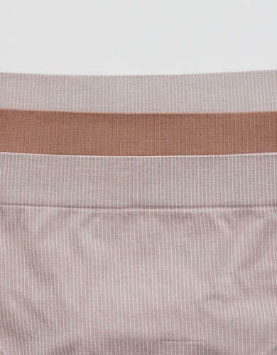 Aerie Ribbed Seamless Boybrief Underwear 3-Pack