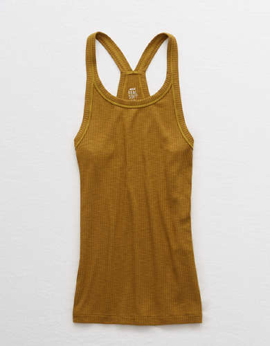 Aerie Real Soft® Ribbed Sleep Tank