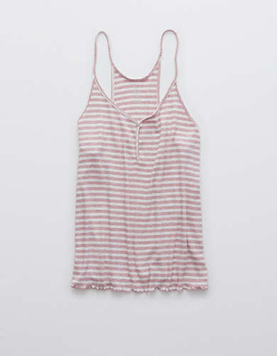 Aerie Real Soft® Ribbed Sleep Tank Top