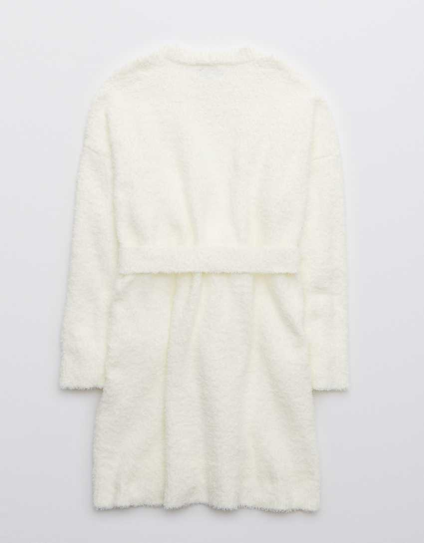 Aerie Marshmallow Sleepigan