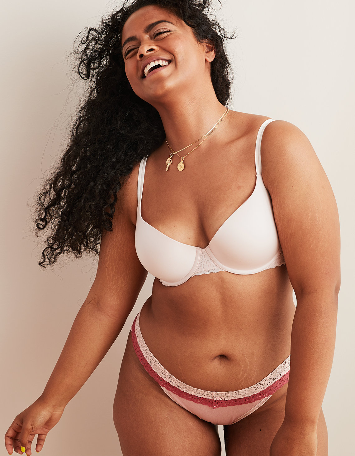 ec5b3908e83e6 Aerie Real Sunnie Demi Lightly Lined Bra. Placeholder image. Product Image