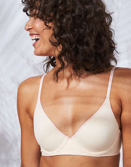 Aerie Real Me Full Coverage Unlined Bra