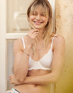 Aerie Real Happy Unlined Bra
