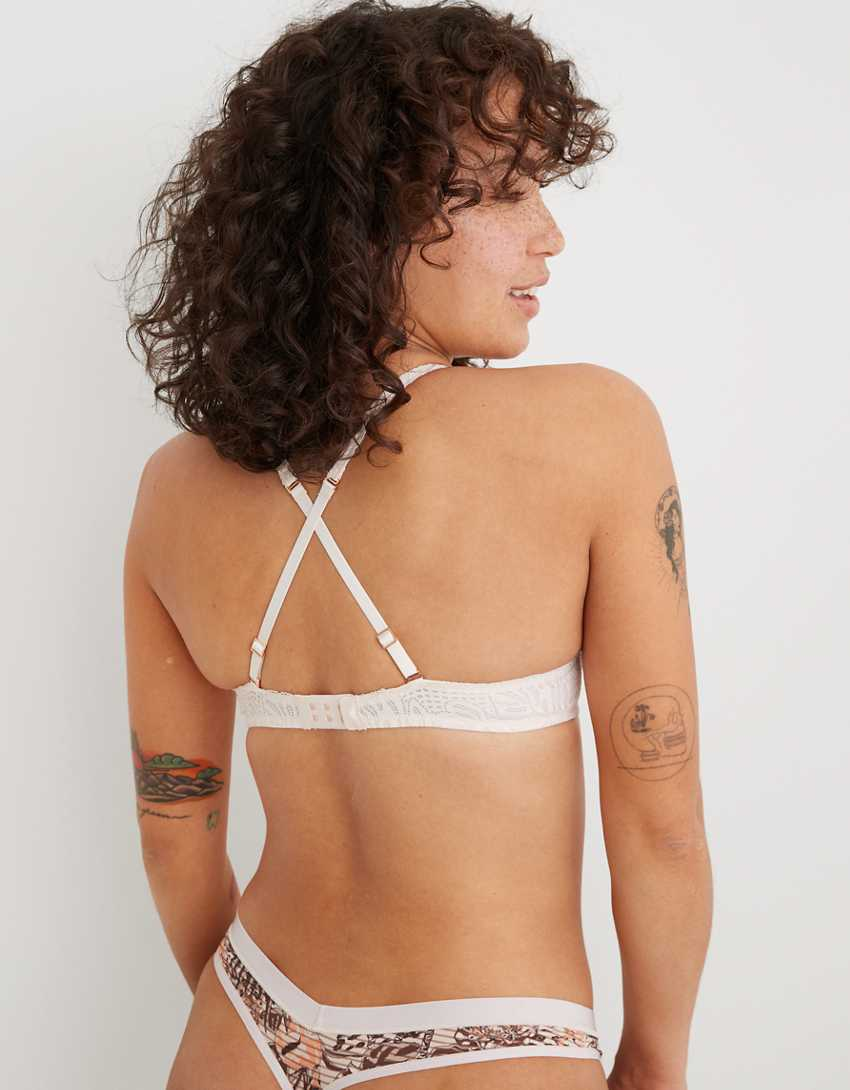 Aerie Real Power Unlined Bra