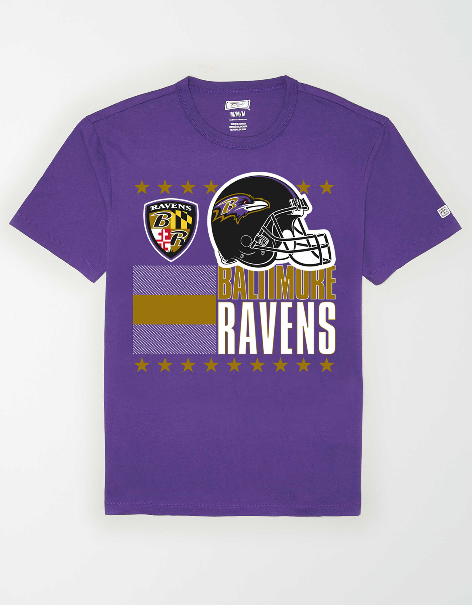 Tailgate Men's Baltimore Ravens T-Shirt