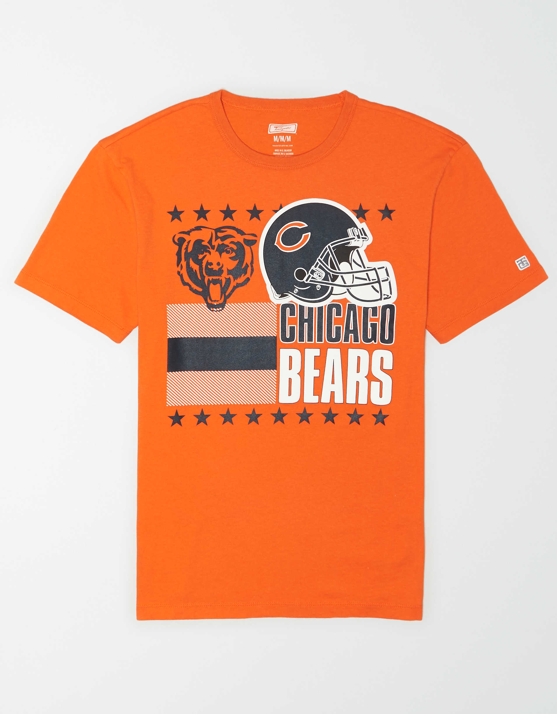 Tailgate Men's Chicago Bears T-Shirt