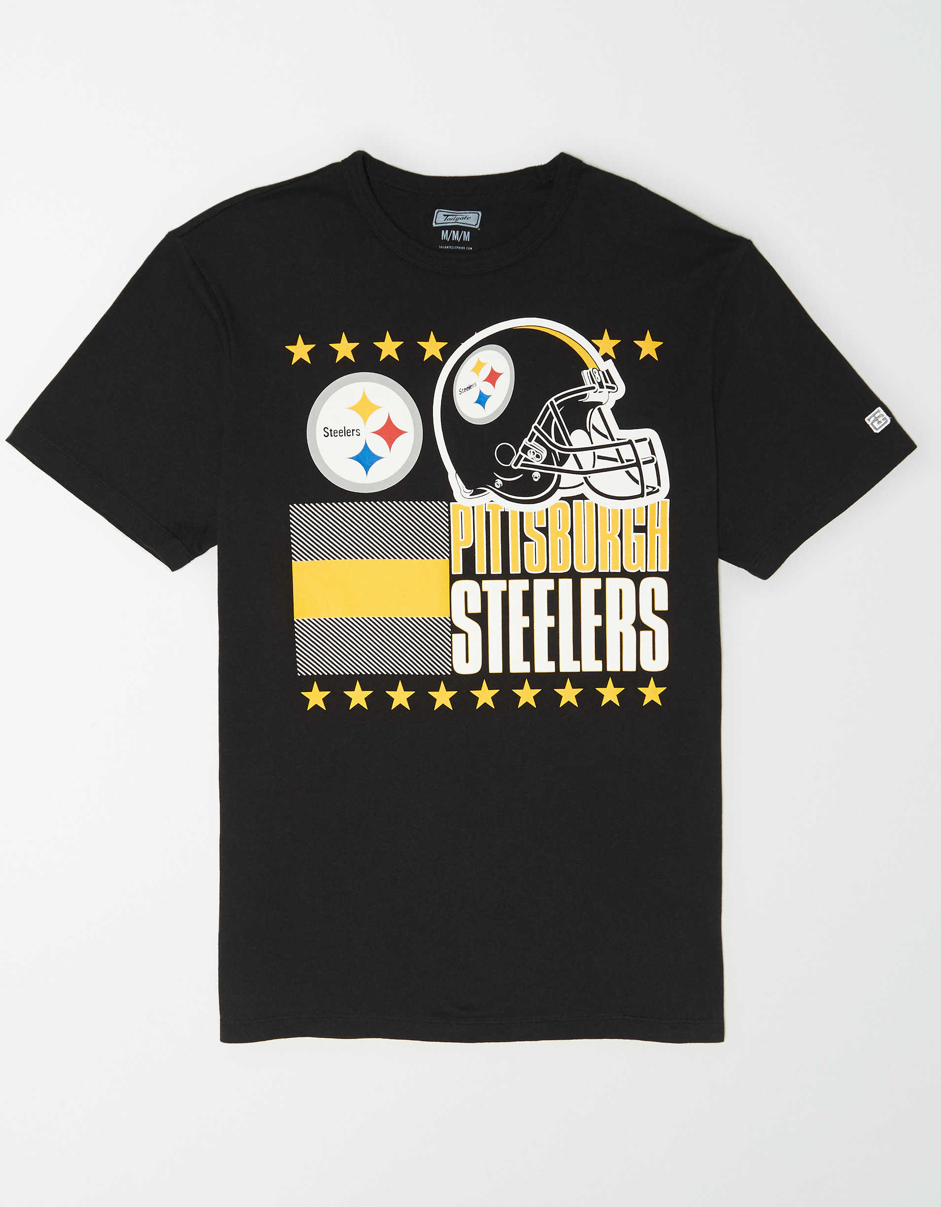 Tailgate Men's Pittsburgh Steelers T-Shirt