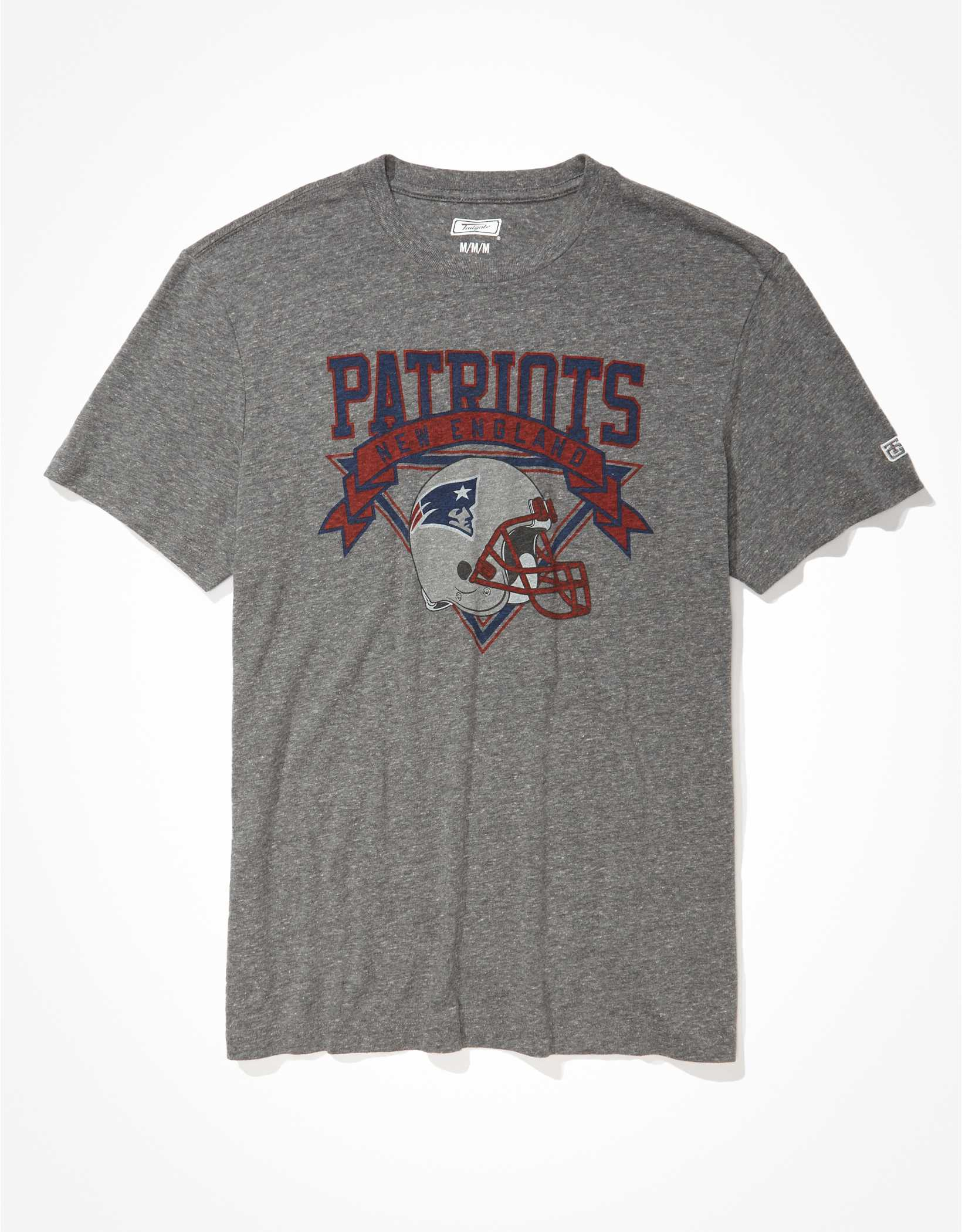 Tailgate Men's New England Patriots Graphic T-Shirt