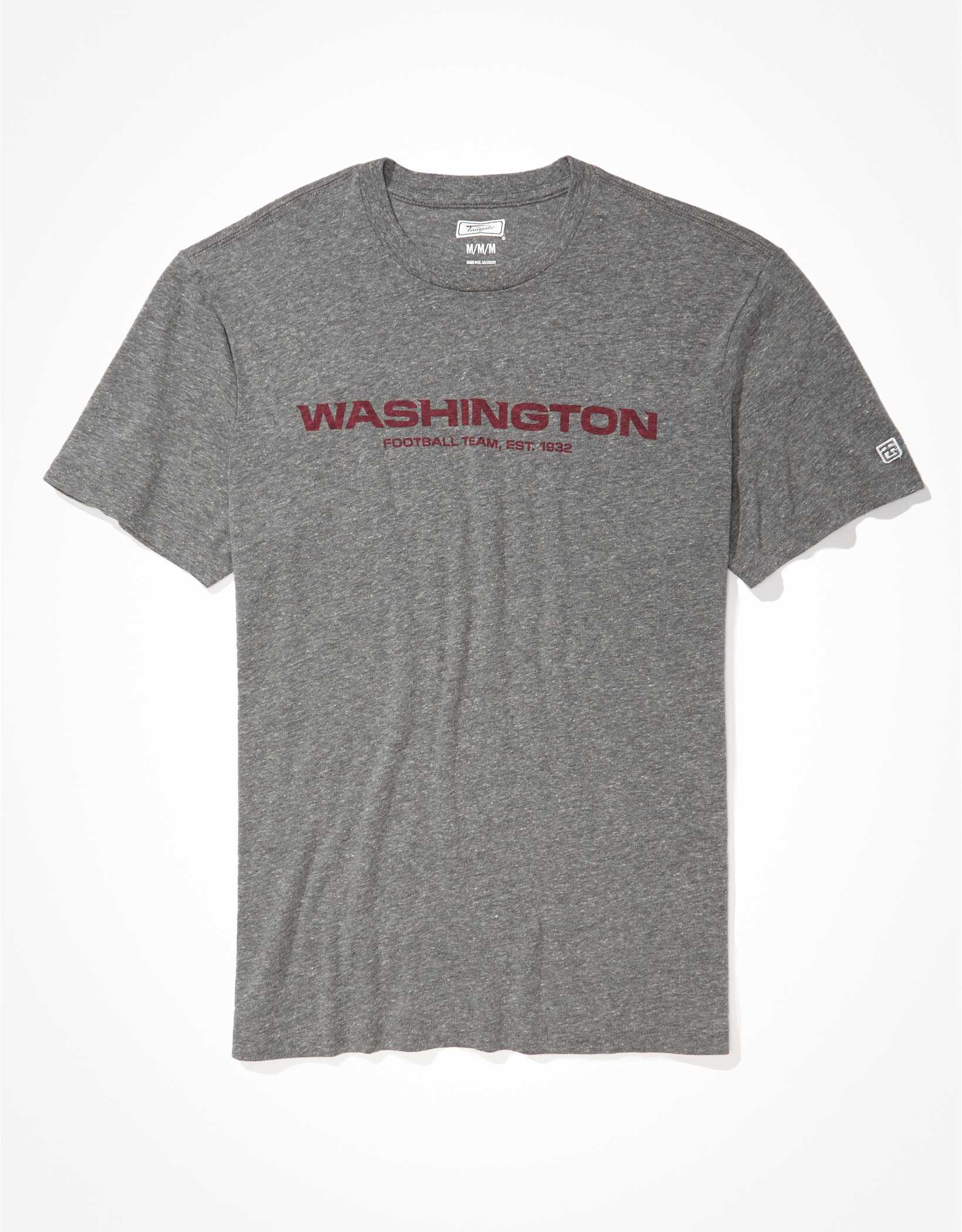 Tailgate Men's Washington Graphic T-Shirt