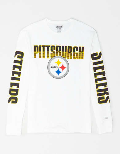 Tailgate Men's Pittsburgh Steelers Long Sleeve T-Shirt