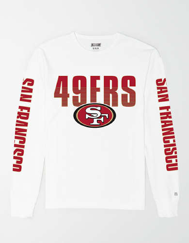 Tailgate Men's San Francisco 49ers Long Sleeve T-Shirt