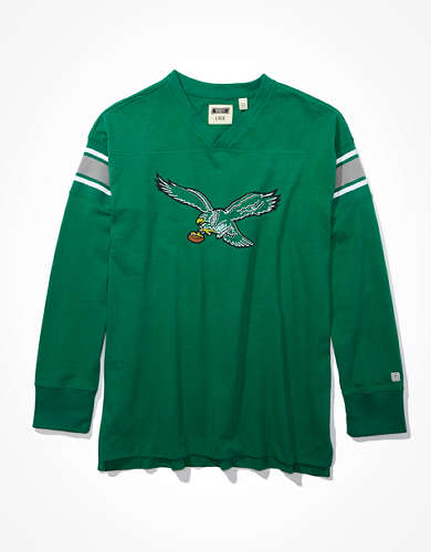 Tailgate Men's Philadelphia Eagles Long-Sleeve T-Shirt
