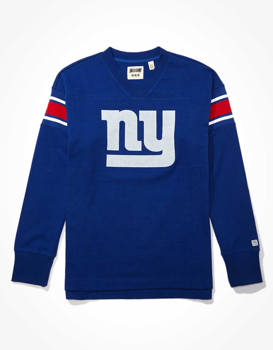 Tailgate Men's New York Giants Long-Sleeve T-Shirt