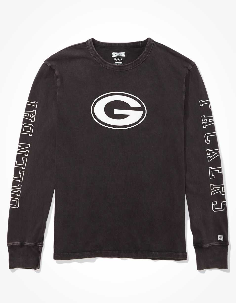 Tailgate Men's Green Bay Packers Long Sleeve T-Shirt