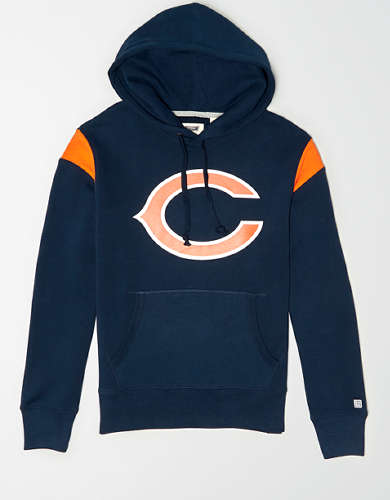 Tailgate Men's Chicago Bears Fleece Hoodie