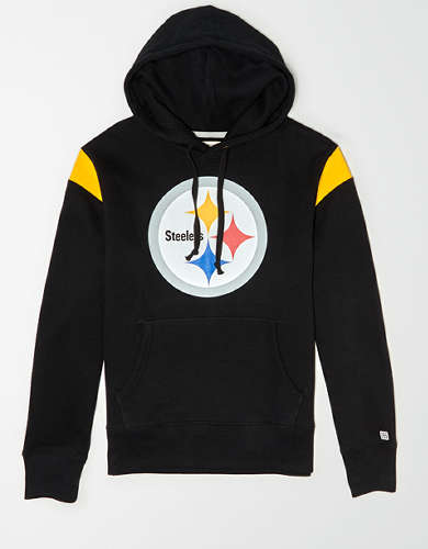 Tailgate Men's Pittsburgh Steelers Fleece Hoodie