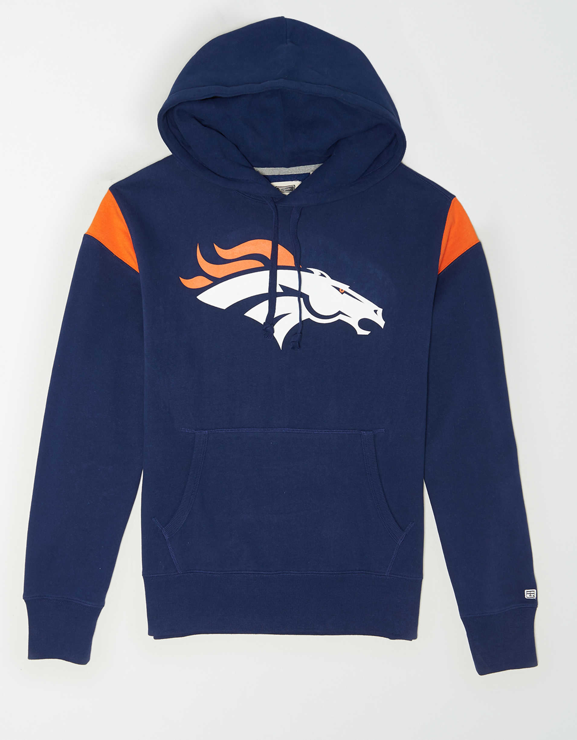 Tailgate Men's Denver Broncos Fleece Hoodie