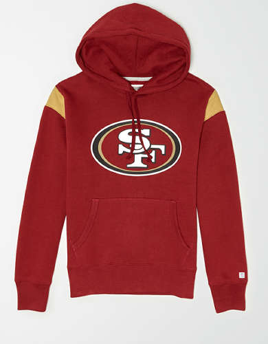 Tailgate Men's San Francisco 49ers Fleece Hoodie
