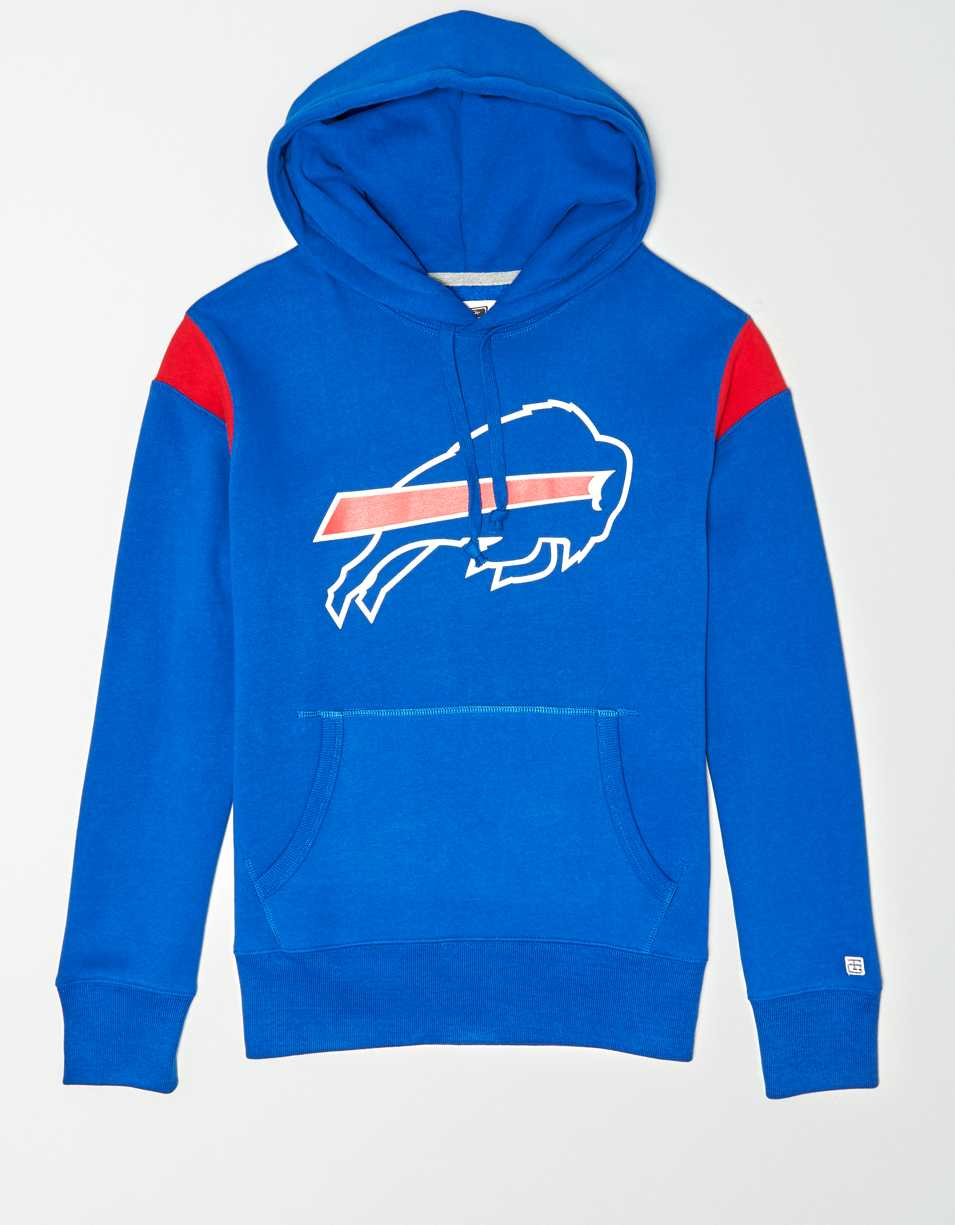 Tailgate Men's Buffalo Bills Fleece Hoodie