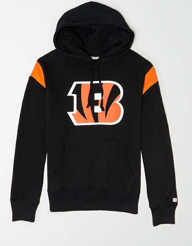 Tailgate Men's Cincinnati Bengals Fleece Hoodie