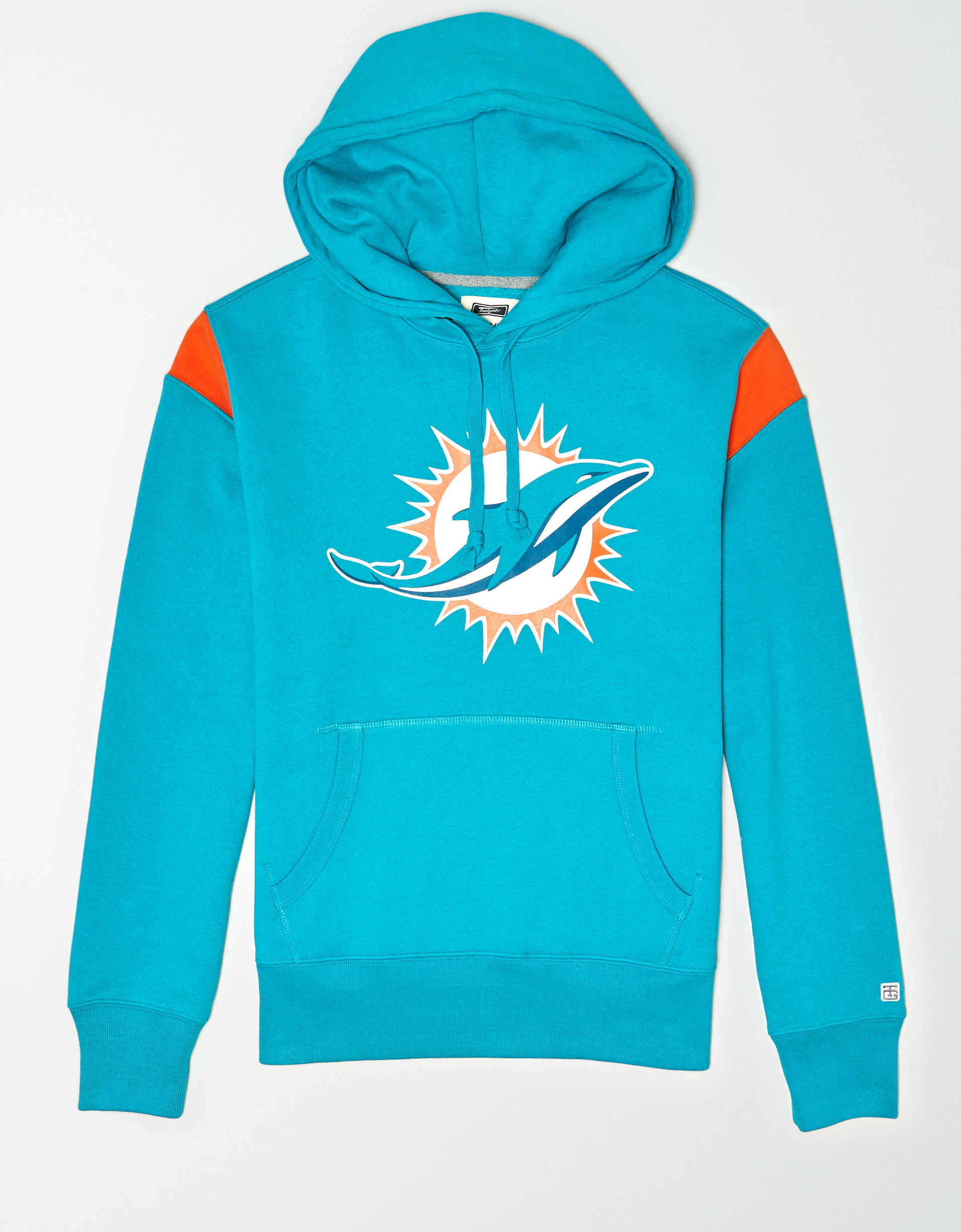 Tailgate Men's Miami Dolphins Fleece Hoodie
