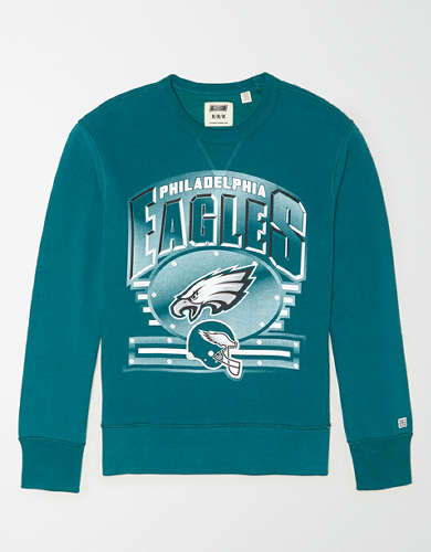 Tailgate Men's Philadelphia Eagles Crewneck Sweatshirt