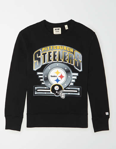 Tailgate Men's Pittsburgh Steelers Crewneck Sweatshirt
