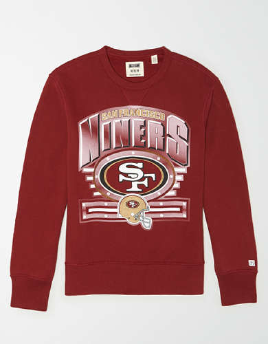 Tailgate Men's San Francisco 49ers Crewneck Sweatshirt