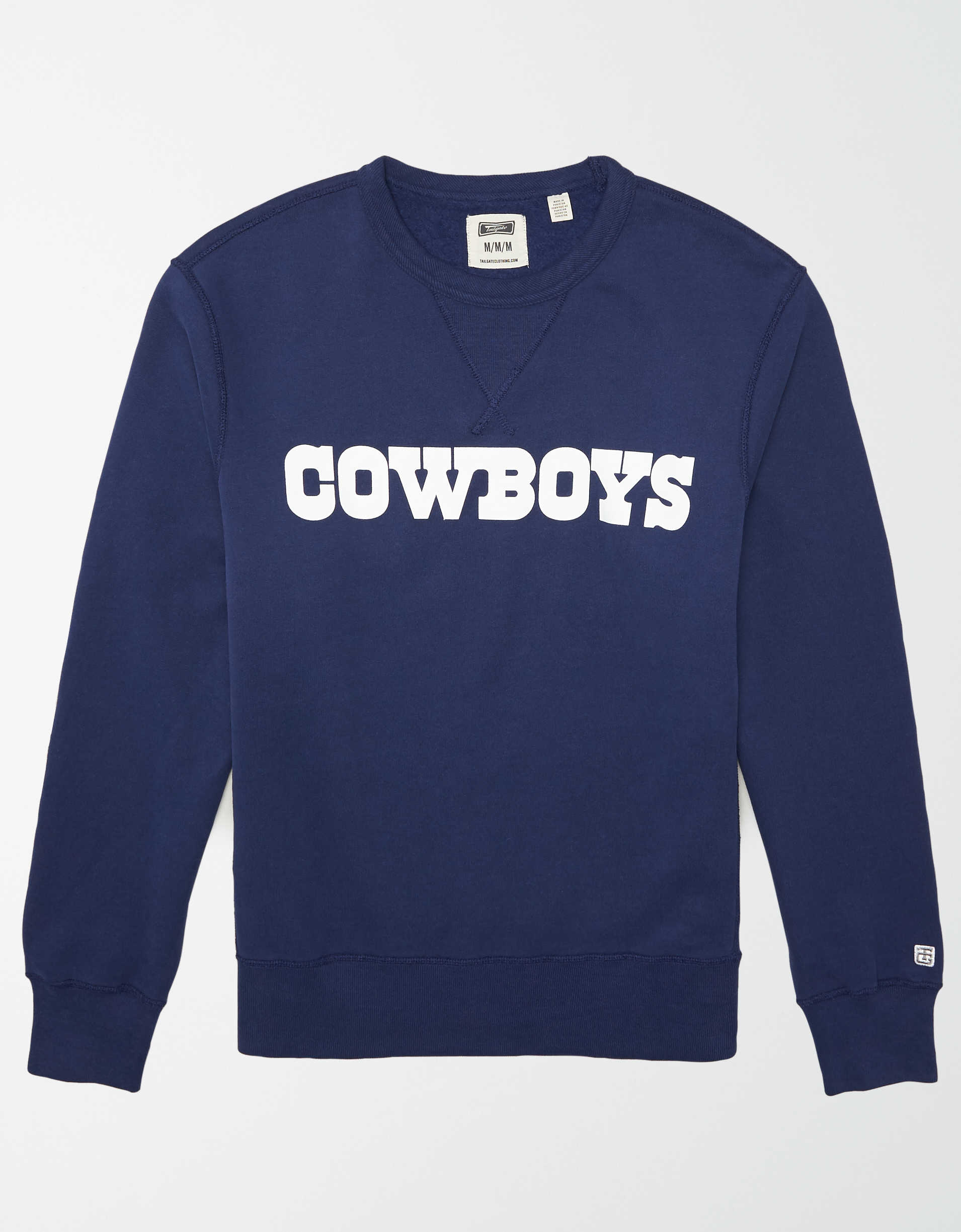 Tailgate Men's Dallas Cowboys Sweatshirt