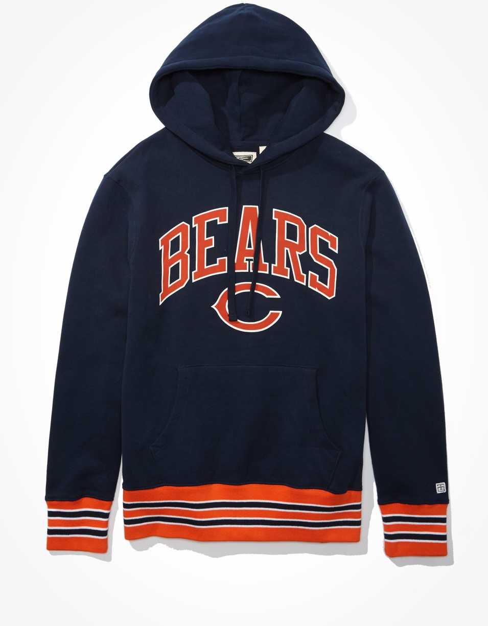 Tailgate Men's Chicago Bears Tipped Hoodie