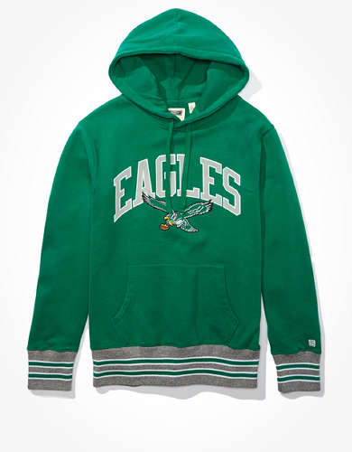 Tailgate Men's Philadelphia Eagles Tipped Hoodie