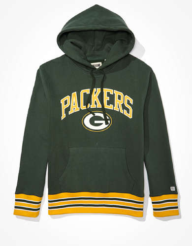 Tailgate Men's Green Bay Packers Tipped Hoodie