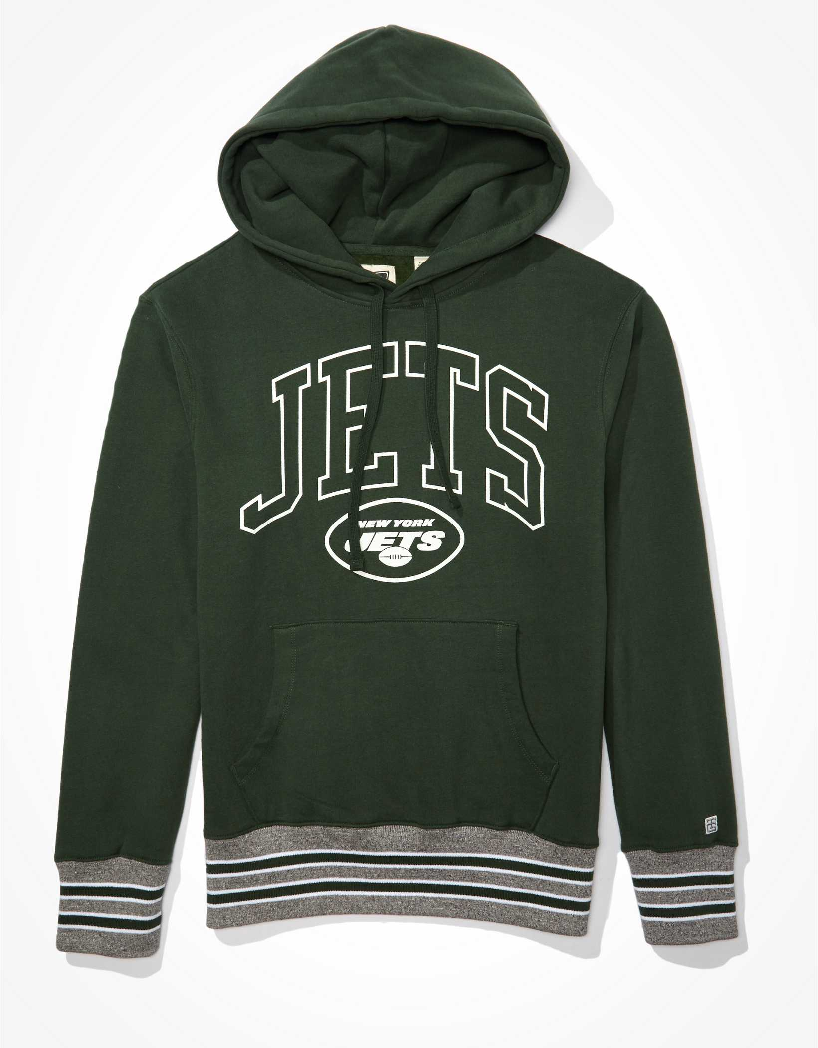Tailgate Men's New York Jets Tipped Hoodie