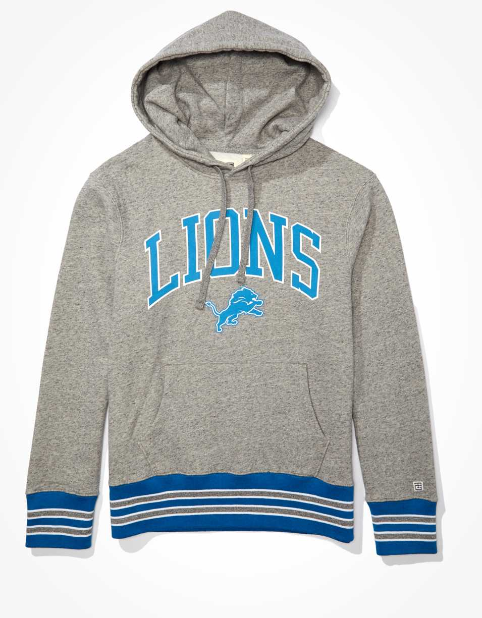 Tailgate Men's Detroit Lions Tipped Hoodie