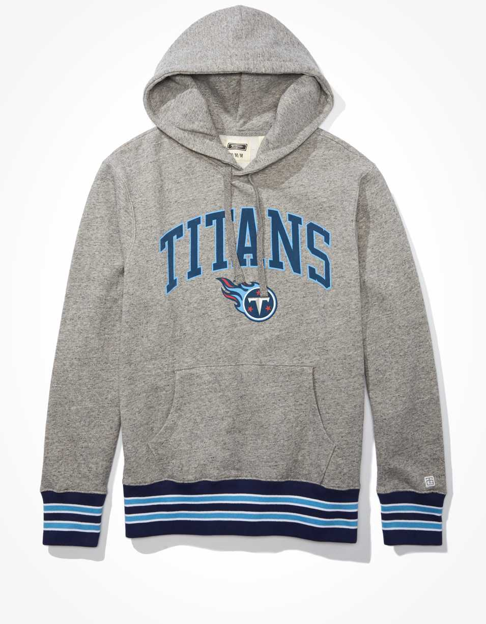 Tailgate Men's Tennessee Titans Tipped Hoodie