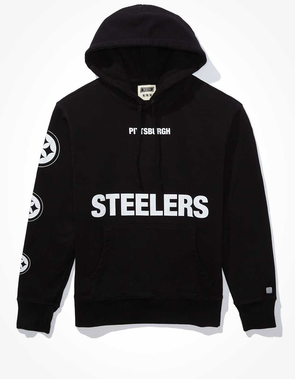 Tailgate Men's Pittsburgh Steelers Graphic Hoodie