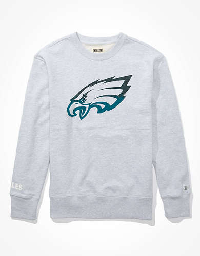 Tailgate Men's Philadelphia Eagles Crew Neck Sweatshirt