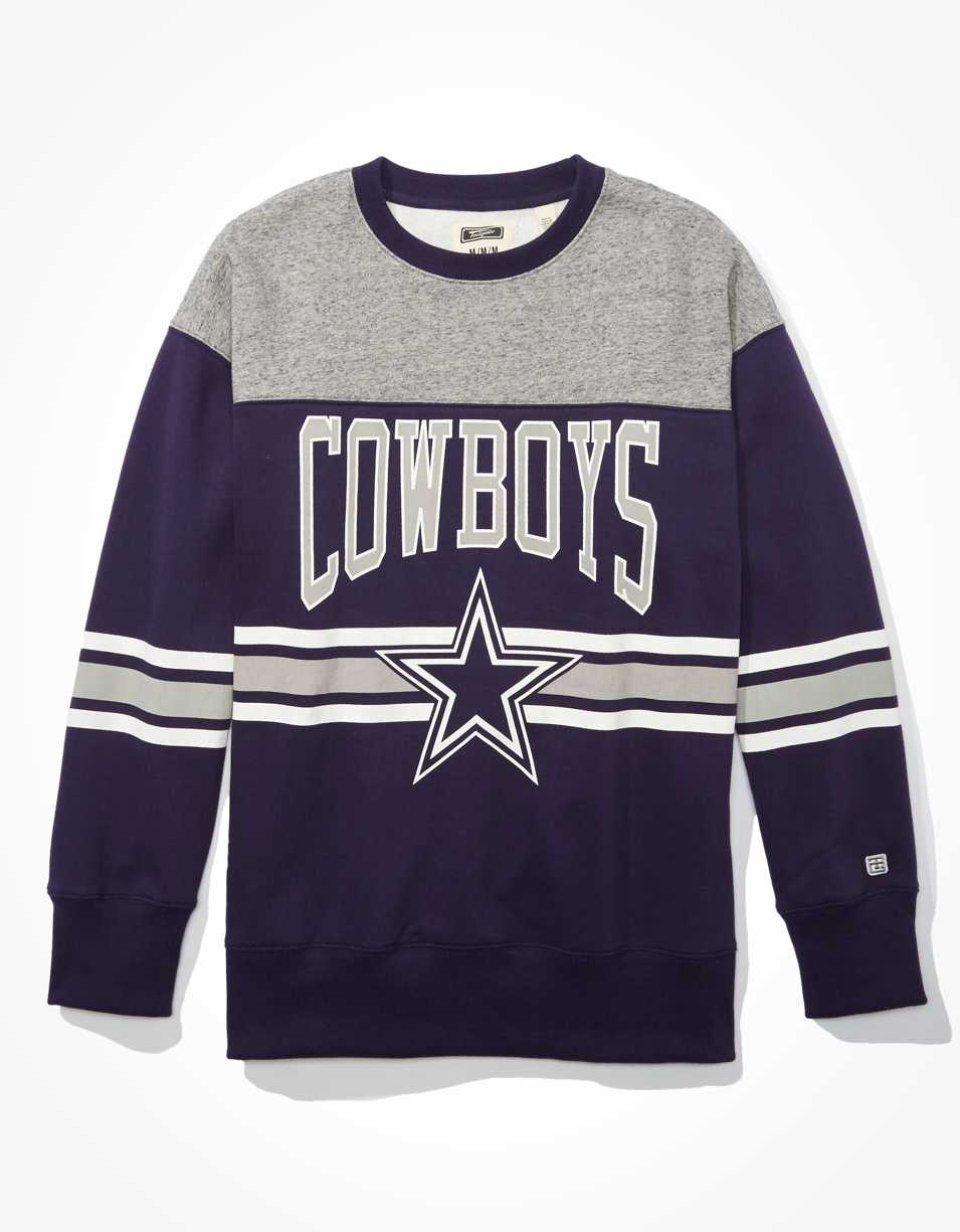 Tailgate Men's Dallas Cowboys Colorblock Sweatshirt