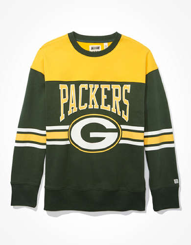 Tailgate Men's Green Bay Packers Crew Neck Sweatshirt