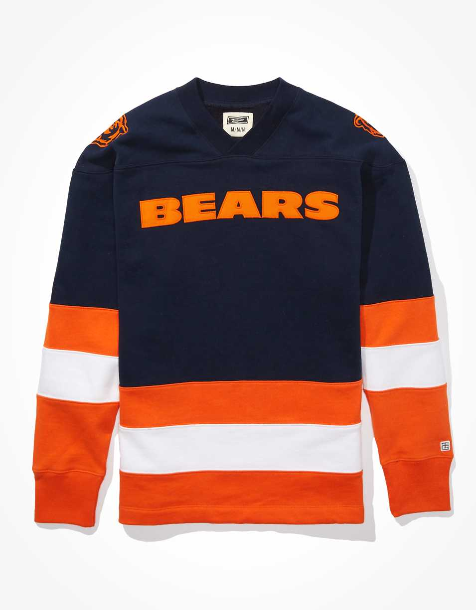 Tailgate Men's Chicago Bears Hockey Sweatshirt