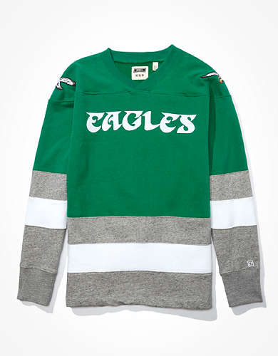 Tailgate Men's Philadelphia Eagles Hockey Sweatshirt