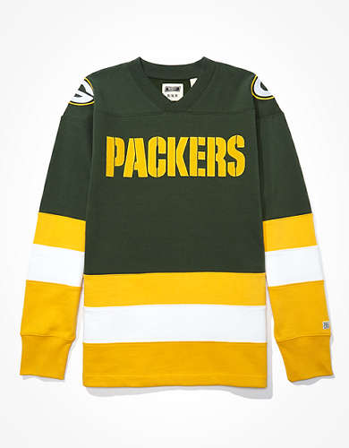 Tailgate Men's Green Bay Packers Hockey Sweatshirt