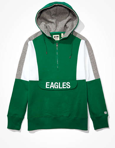 Tailgate Men's Philadelphia Eagles Anorak Hoodie